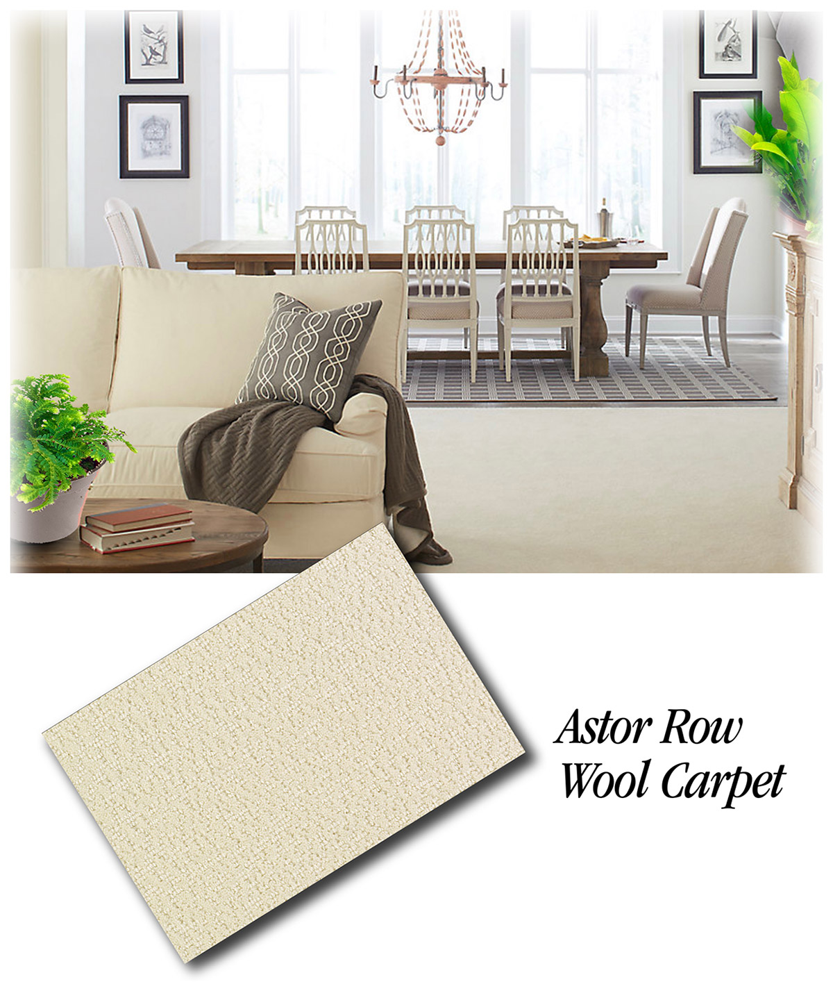Wver The Occasion Decor Or Climate Karastan S Astor Row Wool Carpeting Is