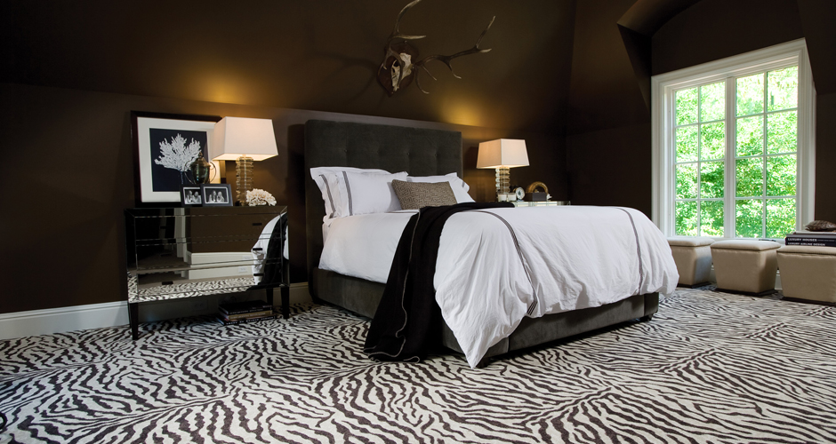 Karastan_Mystical_Zebra_Bedroom