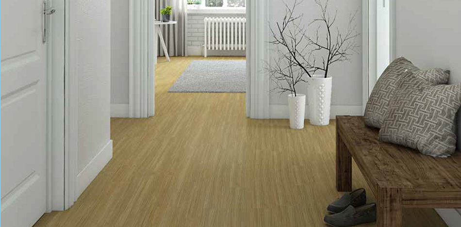 marmoleum linoleum flooring for bedroom hallway area from foster flooring