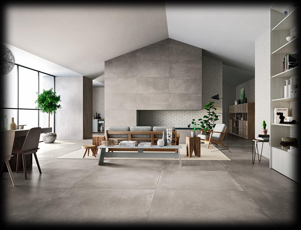 Happy Floors Porcelain Tile Azuma Natural